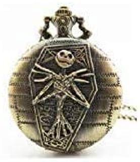 Orologio da Taschino, Achort Classico Al quarzo con Catenina per uomo donna - Regalo per il giorno di compleanno del compl...