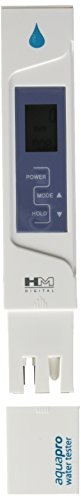 HM Digital AP-1 AquaPro Water Quality Total Dissolved Solids Tester,...