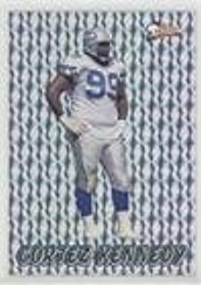 Cortez Kennedy (Football Card) 1993 Pacific Prism - [Base] #94