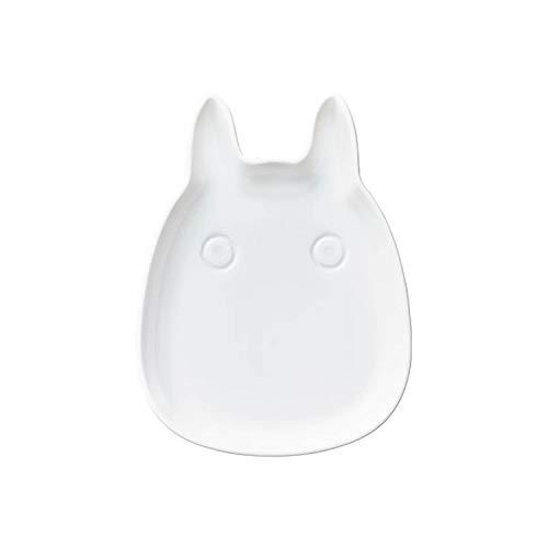 Noritake ノリタケ プレート 15.5cm となりのトトロ 電子レンジ対応 食洗器対応 1枚 白 ボーンチャイナ TT93573/N-001L