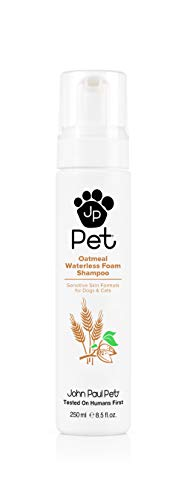 John Paul Pet Oatmeal Foam Shampoo voor water, 250 ml