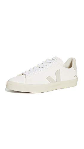 Veja Herren Sneaker Campo Chromefree Leather Weiss (10) 45EU