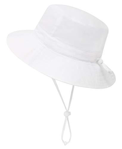 Lanzom Kids Boys Girls Full Protective Hat Summer Cover Hat Dustproof Windproof Cap