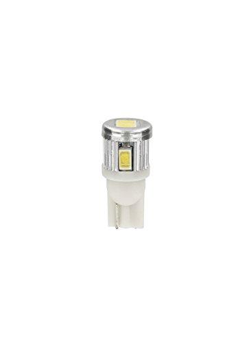 Lampa Mega LED SMD T10 12 V Lot de 2
