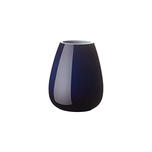 Villeroy & Boch Drop Vaso, Blu, 98 mm