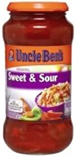 Uncle Ben's Sweet & Sour Sauce case of 6