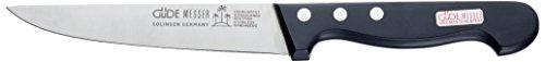Güde 5.5500.2025, série Beta Professionnel, Manche Pom Noir Couteau de Cuisine, Mixte, 2128/15, Mehrfarbig, Taille Unique
