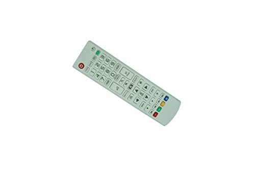 HCDZ Replacement Remote Control for LG PW800 PW600G PW800G PF1000UA PW1500 PW1000 PF1000U Compact Smart Minibeam Portable LED DLP Projector