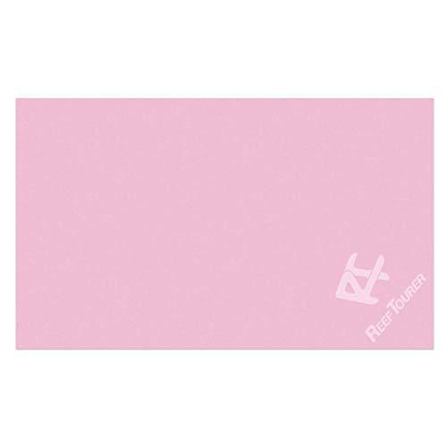 リーフツアラー 速乾タオル 超うす旅行用 速乾バスタオル RA-001 ピンク