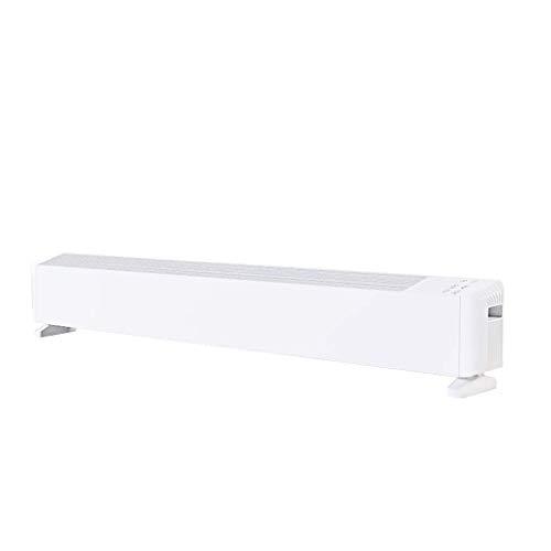 Zyl-yl Calentador de zócalo de la placa base del calentador Tipo de calefacción de frecuencia variable de ahorro de energía eléctrica de calefacción domésticos grandes calentadores Área Quick Heat air