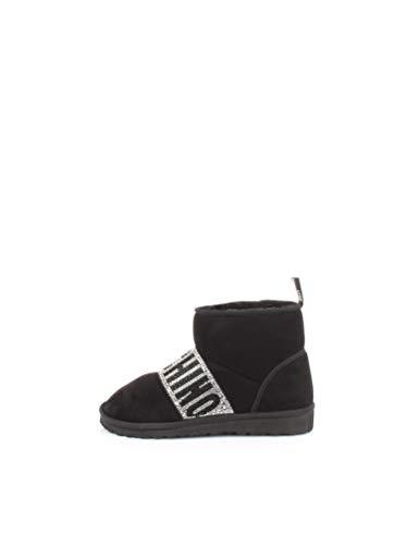 Love Moschino Accessori JA21013H1BIS0 Chaussures Femme Noir 36