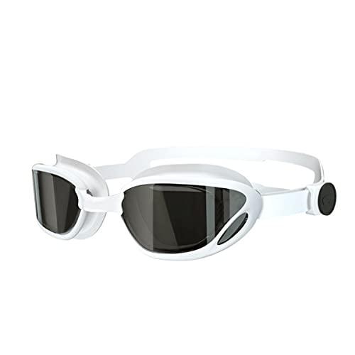 Impermeable Y Anti-Niebla HD Damas Gafas Profesional Cómodo Marco Grande Gafas De Natación para Hombres Y Mujeres Equipo De Gafas De Natación