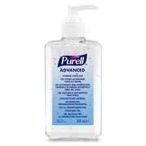 Purell Advanced gel higiénico de manos, 300 ml