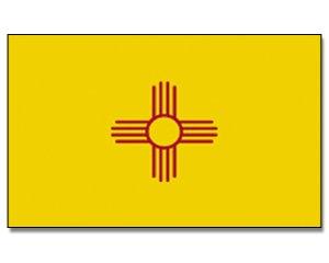New Mexico Flagge 90 * 150 cm