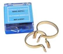 DNV unisex Contact Matrix Outward Rings 2 wholesale Pkg