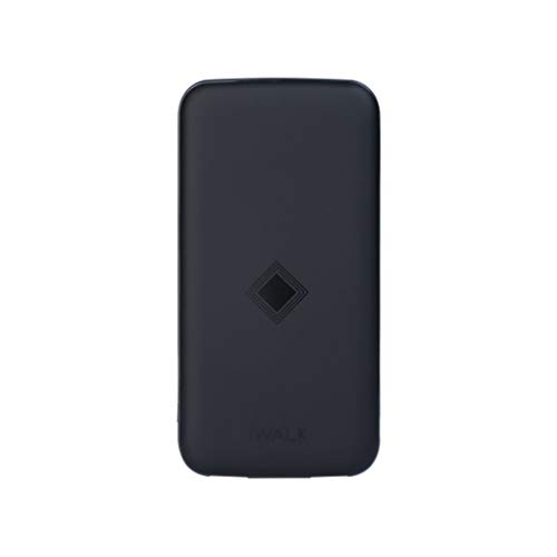 iWalk Chic 8000 Air powerbank met 8.000 mAh QI draadloze powerbank voor iPhone 8, iPhone X, Galaxy Note 5, Samsung S7/S6 en nog veel meer