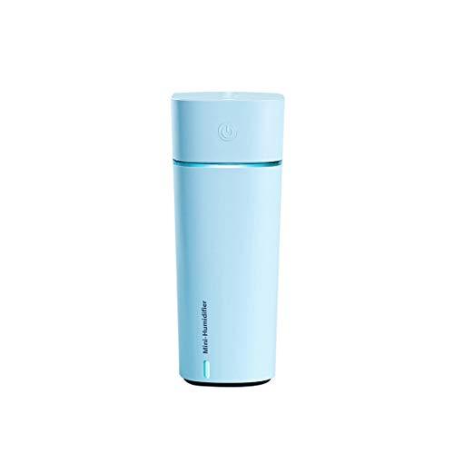 Libilaa Ultrasone Cool Mist Kristal nachtlampje projectie luchtbevochtiger, stille werking voor home yoga