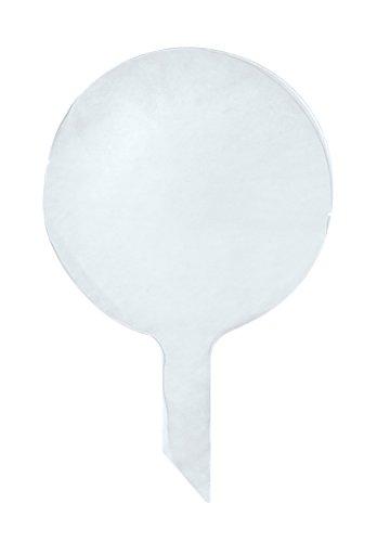 Rayher 87189000 Bubble Ballon, 50cm Durchmesser, transparenter Luftballon zum Gestalten, für Helium geeignet