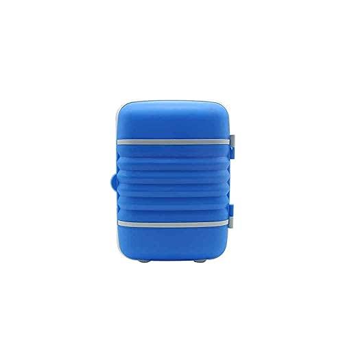 H.Slay SHKUU Refrigerador Congelador Glaciere 4L Mini Refrigerador de Coche/Coche / 45 55W / Refrigerador de cosméticos de Regalo para el Coche de la casa