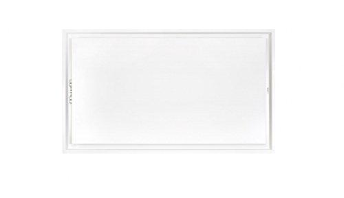 Novy Deckenhaube Pureline 120cm weiß ohne Beleuchtung 6844