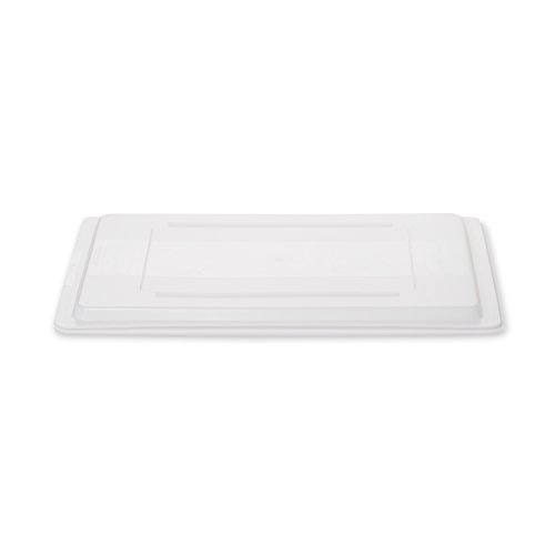 Rubbermaid Commercial Products Food Storage Box Lid for 8.5, 12.5, 16.5,...