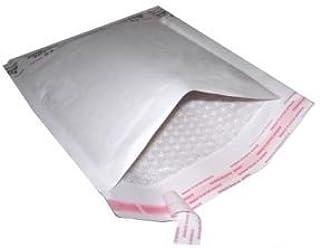 Esupplystore Luftpolsterumschläge, 8,5 x 12 cm, Weiß B016Z5567K  Hohe Qualität