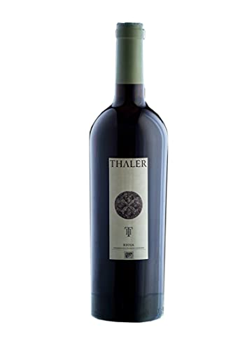THALER DE PLATA 2015, vino de autor, vino tinto, 75 CL, unidades limitadas