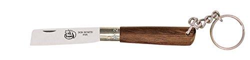Imex El Zorro 51501 Couteau 4 cm Marron