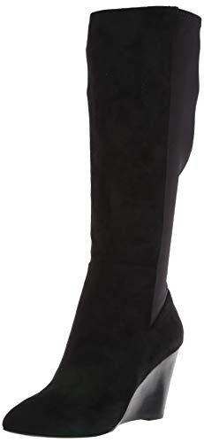 Charles by Charles David Women's Energy Fashion Boot, Black, 8.5 M US