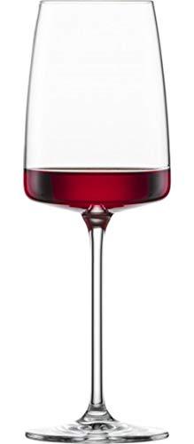 Zwiesel Glas 122426 SENSA Weingläser, Glas