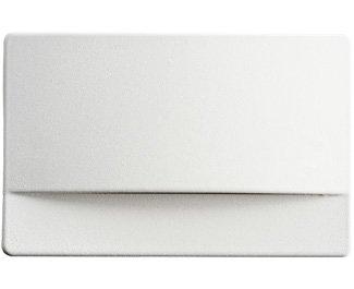 Kichler 12674WH Landscape Step, 4 Light LED 5.52 Total Watts, White