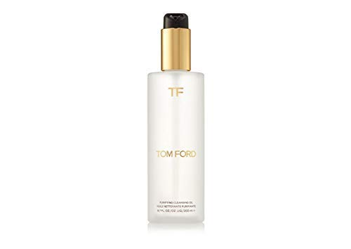 Tom Ford Purifying Cleansing Oil Made in Belgium 200ml / Tom Ford Huile Nettoyante Purifiante Fabriqué en Belgique 200 ml