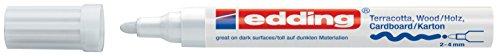 edding Dekomarker edding 4000 creative, 2-4 mm, weiß