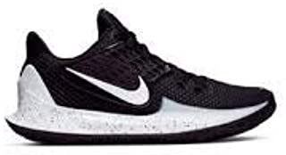 Men's Kyrie Low 2 Basketball Shoes - Black/White