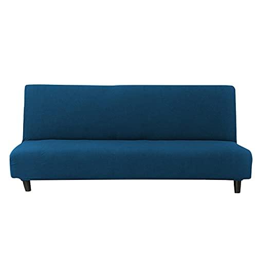 XYXH Funda De Sofá Sin Reposabrazos, Funda Cubre Sofa Elastica, Funda para Sofá Antideslizante, para Todas Las Estaciones Suave Cómodos Transpirable para Sala De Esta