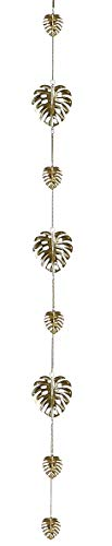 C.a.s.a.b.l.a.n.c.a guirlande Greenery Gold Hoogte 140 cm