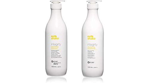 Shampoo by milk_shake Nourishing Integrity 1000ml + Conditioner by milk_shake Nourishing Integrity 1000ml