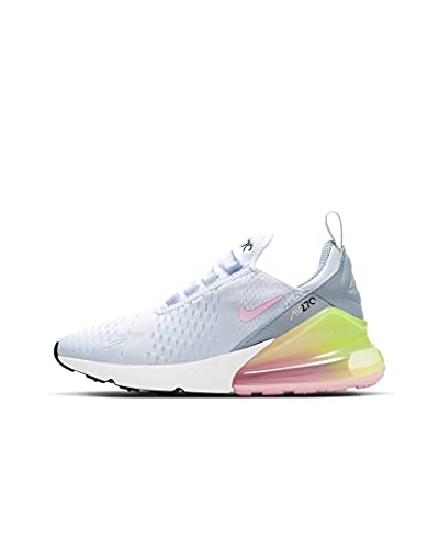 Nike Niños Air Max 270 SE (GS) Zapatillas Blanco, color Blanco, talla 39 EU