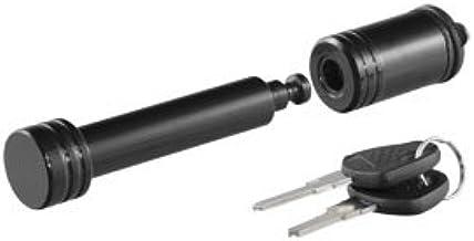 CURT 正規品 ロックピン/ヒッチロック 2インチ角(40mm角にも適合) ブラック メーカー保証付