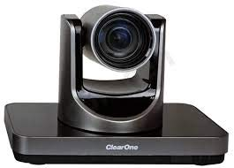 ClearOne Unite 200 Best-in-Class Professional-Grade PTZ Camera. Full HD, 12x Optical Zoom and Wide-Angle Video Capture with Advanced Noise Reduction.