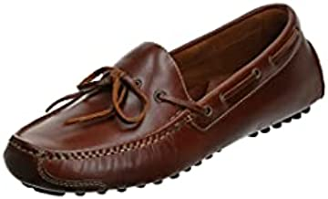 Cole Haan mens Gunnison Driver loafers shoes, Brown, 8.5 US