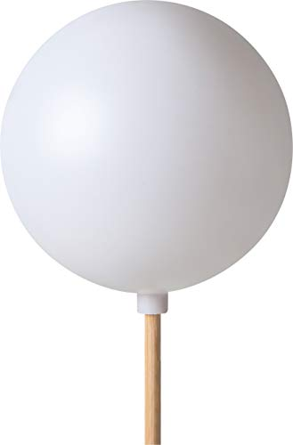 Eduplay kogelopvangbak trechter kunststof bal, wit, 60 mm