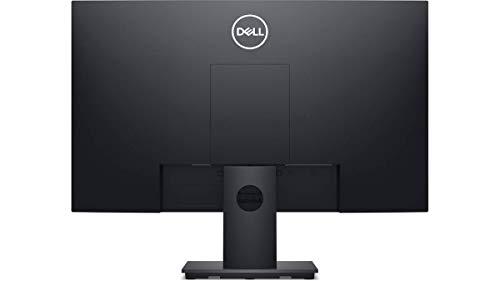 Dell E Series E2421HN 24-inch (60.96 cm) Screen Full HD (1080p) LED-Lit Monitor with IPS Panel, HDMI & VGA Port - E2421HN (Black)