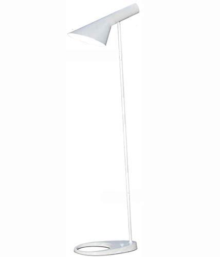 LED Wohnzimmer Stehlampe, Nordic Post-Modern Industrie Style, AJ Typ Augenschutz Leselampe/Push Button Switch,B