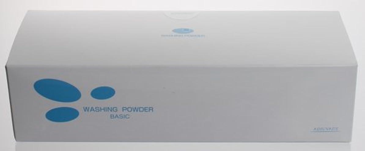 ストレッチ粘液乱用アジュバン ウォッシングパウダー 1.2g×80包