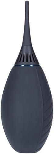 Rollei Tornado I Air Blower I Blasebalg Kamera I Reinigung von Objektiv, Sensor & DSLR I Integrierter Staubfilter I Zwei Düsen für extra Starke Reinigung