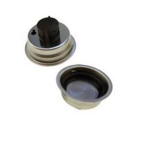 Filtro 2 Tazze Per Caffettiera Espresso de Longhi Ec190 Ec200 Serie Ec Crema