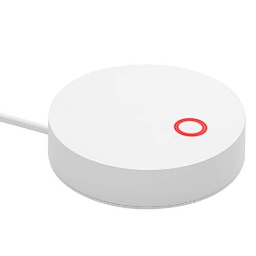 Zigbee Wireless Bridge, Smart Zubehör Control Center, Wireless Smart Home Bridge Kompatibel mit Alexa Google Assistant