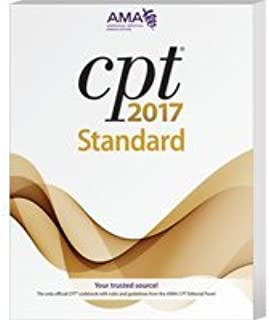 AMA CPT® 2017 Standard Edition