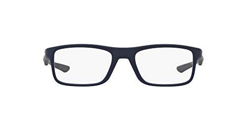 Oakley 0OX8081 Monturas de Gafas, Softcoat Universal Blue, 53 Unisex